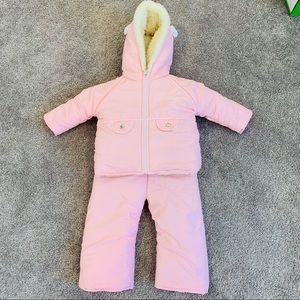 Winter kids overalls 1T